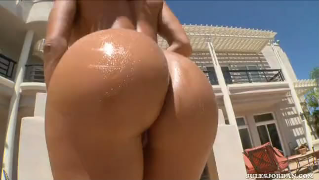 Franceska jaimes ass worship